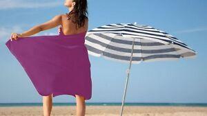 Microfibre-Gym Travel Beach Bath Towel Sports Camping With Mesh Bag