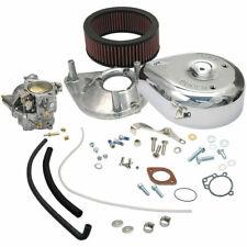S&S Super E Shorty Carb Carburetor Upgrade Kit 36-84 Harley Panhead Shovelhead