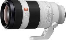 Sony FE 100-400mm f/4.5-5.6 GM OSS Lens #SEL100400GM (UK Stock) BNIB