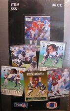 FLEER '91 ULTRA NFL FOOTBALL TRADING CARDS