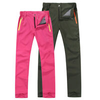 Men Women Hiking Pants Waterproof outdoor Quick Dry Thermal Camping trousers New