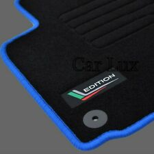 Tapis sur Mesure Skoda Octavia 2 Edition Velour depuis 2004- Fijaci. Ronde