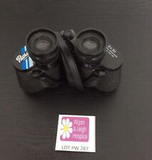Pathescope binoculars 8 x 30 With Lens Caps And Zip Pouch Used Lot PW287 (st)