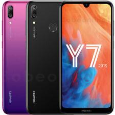 Huawei Y7 2019 64GB 4GB DUB-LX3 (FACTORY UNLOCKED) 6.26 inches