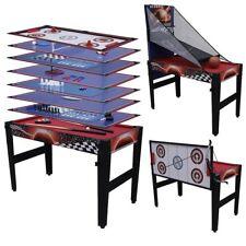 "14 in 1 Multi Game Table Sportcraft 48"" Billiard Hockey Table Tennis Basketball"