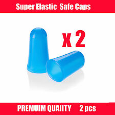 Pro Penis Enlargement Male Enhancement Stretcher Extender Hanger  Safe Cap 2 PCS
