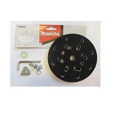 Makita Sander Backing Pads For BO6030 BO6040 150MM MEDIUM -  P-34453