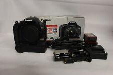 Canon 450D Kamera mit viel Zubehör und Batteriegriff