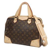 LOUIS VUITTON Handbag Retiro PM Monogram canvas M40325 20240788