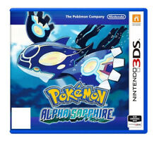Pokémon: Alpha Saphir (Nintendo 3DS, 2014, Keep Case)