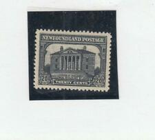 NEWFOUNDLAND # 171 VF-MLH 20cts COLONIAL BUILDINGS CAT VALUE $100+