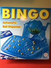 BINGO with Automatic Ball Dispenser _ 6yrs to Adult