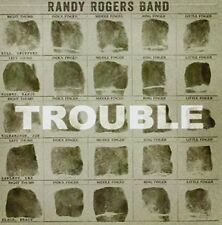 New: RANDY ROGERS BAND - Trouble (CD)