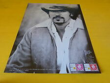 BRUCE SPRINGSTEEN - Mini poster recto verso  !!!!!!!!!!!
