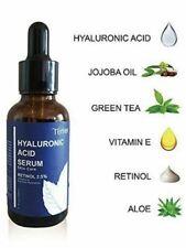Suero de Acido Hialuronico con Vitamina E Aceite Tojoba para la Piel Antiarrugas