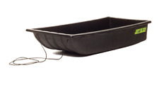 Shappell Ice Fishing Snow Hauling Jet Sled - Winter Hunting Gear Hauler Carrier