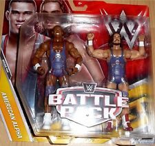 JASON JORDAN CHAD GABLE American Alpha WWE Mattel Battle Packs Series 44 DMG PKG