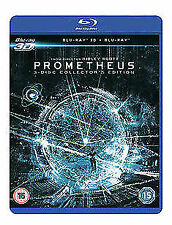 Prometheus 3D+2D Blu-Ray NEW BLU-RAY (5250315001)