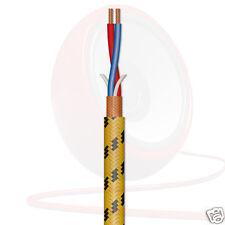 Sommer Club Series MKII Vintage Tweed Balanced Microphone Cable.