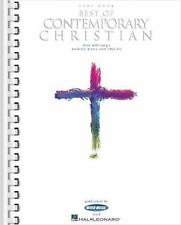 Best of Contemporary Christian: Over 400 Songs by Hal Leonard Corp. (Fake book)