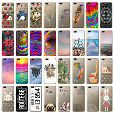 Fit OnePlus 2 3 3T 5 Brilliant TPU Soft Case Skin Pattern Cover Wholesale Shell
