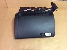 09 10 11 12 Audi A4 Glove Box Glovebox Assembly Key Latch Black