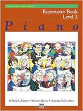 Alfred's Basic Piano Library Repertoire, Bk 2, New, Lethco, Amanda Vick,Manus, M