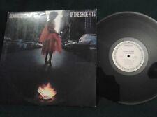 Ronnie Dyson, If The Shoe Fits, 1st Edition, WL/Promo Vinyl LP, R&B/Soul, 1979