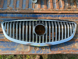 08 09 10 11 12 Buick Enclave OEM chrome Grille COMPLETE GM 15297923