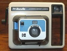 """*FOR PARTS* Vintage Film Photography Kodak Instant Camera """"The Handle"""" **USA**"""