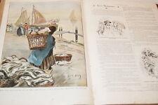 LE PATRIOTE ILLUSTRE BELGIQUE 1906 RUSSIE CHINE ITALIE ILLUSTRE CARICATURES