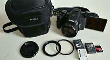 Fujifilm FinePix S Series S1 16.4MP Digital Camera - Black extras