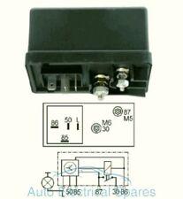 UNIVERSAL glow plug controller / relay 12v 6 terminals replaces Lucas HDC102