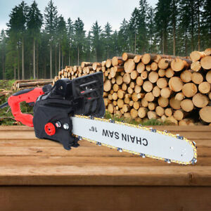 Saw Woodworking Electric Chain Saw Wood Cutter Corded Powerful Chainsaw USA