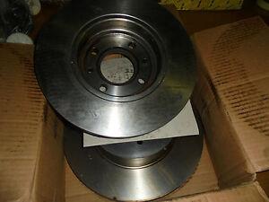 Fiat Regata Pair Brake Discs