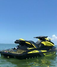 2016 Sea Doo Gtr 215 looks and runs Awesome. Supercharged fun very fast! 260hp!