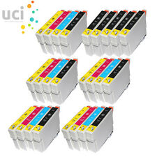 25 Cartuchos de tinta para Epson Stylus DX3800 Dx3850 DX4200 DX4250 DX4800 Dx4850