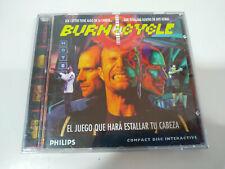 Burn Cycle Sol Cutter - Juego para PC CD-Rom - 2T