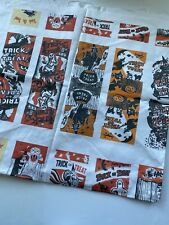 Vintage Style Cut & Sew Treat Bags Panel Makes 24 Double Sided Bags