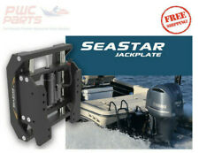 """SEASTAR Std Outboard Jack Plate 4"""" Set Back Up to 300HP JP5040R Solutions"""