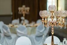 Gold Centerpieces - Wedding Decor