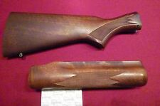 Remington OEM 870 SP Special Purpose 12GA 12 GA Forend & Stock W Pad Set Police