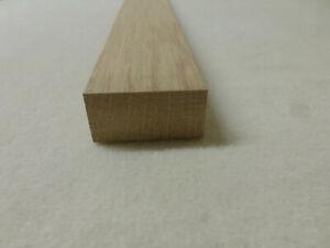 Rechteck Eiche 20x40mm Vierkant Holzleisten Rechteckleisten Stk 100cm