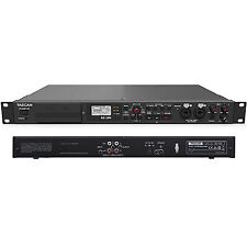 TASCAM SD-20M AC or Battery Powered Rackmount Digital Recorder with Tempo Change
