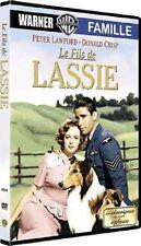 DVD  //  LE FILS DE LASSIE  //  Peter Lawford - Donald Crisp  /  NEUF cellophané