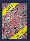 HALI Magazine #4 - Vol 1 / No 4 - Winter 1978