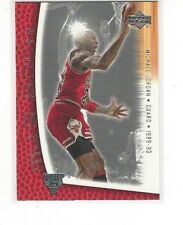 2001-02 UPPER DECK MJ'S BACK BASKETBALL MICHAEL JORDAN #MJ-33 - CHICAGO BULLS
