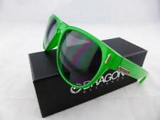 Dragon MARQUIS Sunglasses Jade Green - Grey Lens - Made in Italy