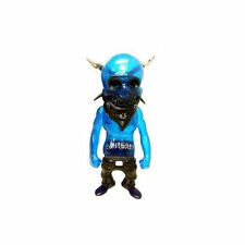 "Secret Base x Usugrow Clear Blue Rebel Ink Japan Edition 7"" Vinyl Sofubi Figure"