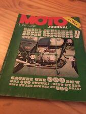 MOTO JOURNAL 150 1974 Yamaha GT50  Poster Newcombe Koenig cross enduro 1973